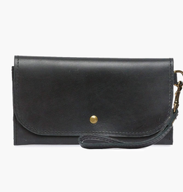 ABLE Mare Phone Wallet: BLACK