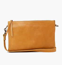 ABLE Martha Crossbody: COGNAC