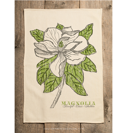 Southern Fried Design Barn Magnolia Kitchen Towel