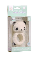 A Little Lovely Teething Ring Panda