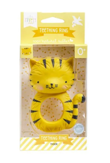 A Little Lovely Teething Ring Tiger
