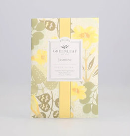 greenleaf Jasmine Large Sachet
