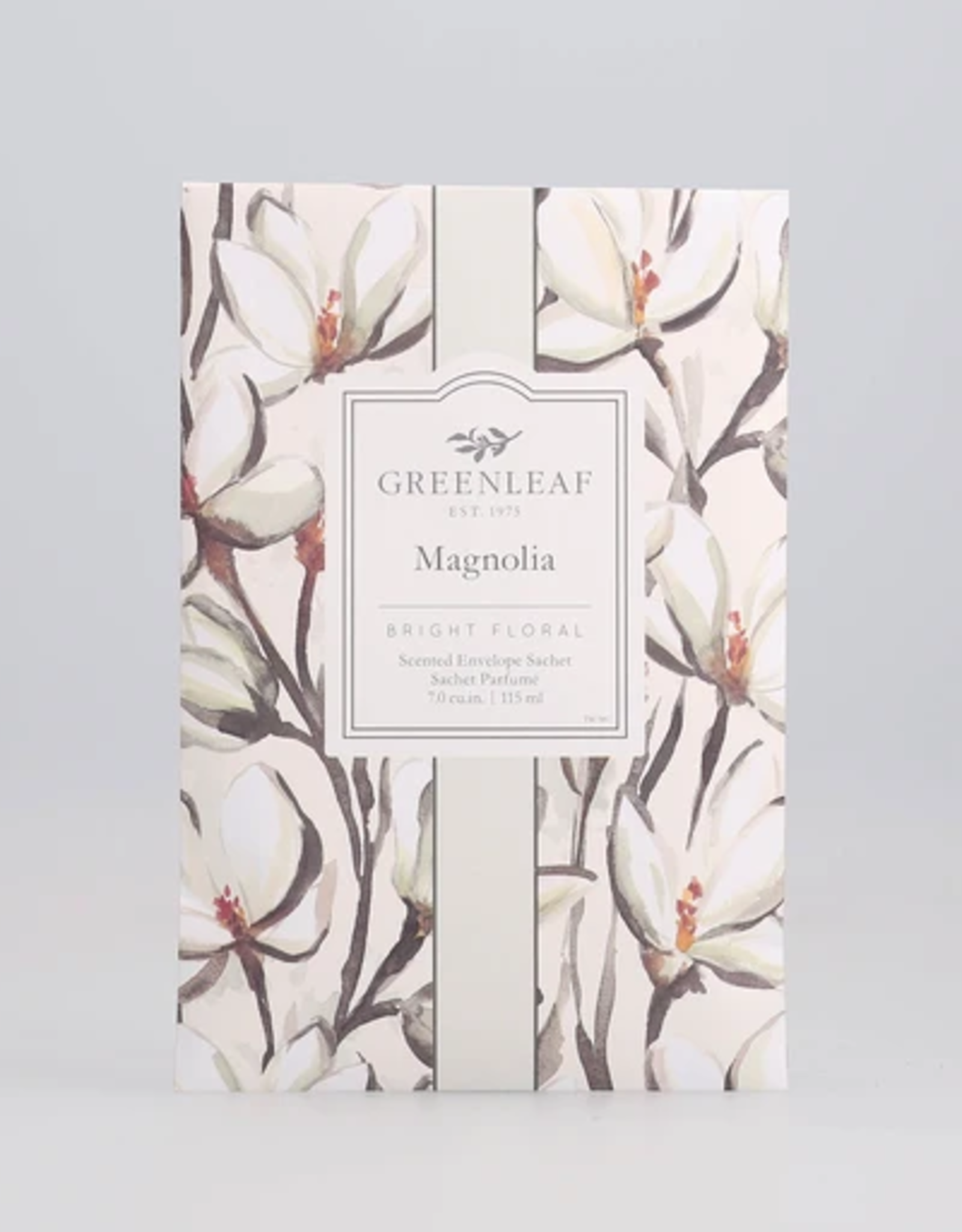 greenleaf Magnolia Large Sachet