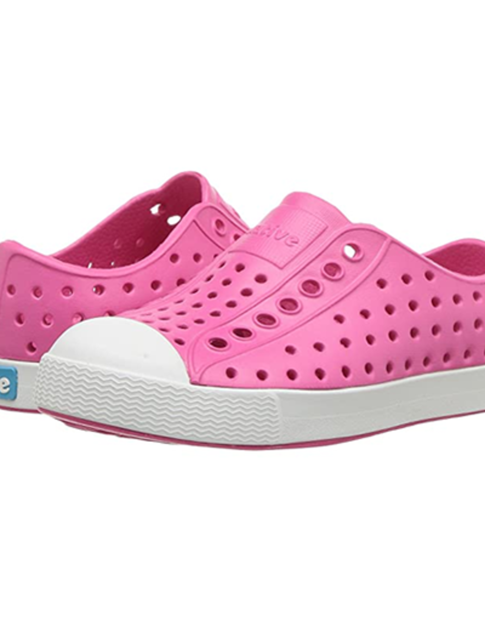 Native Jefferson- Hollywood Pink/ Shell White CHILD