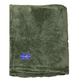 Properly Tied Range Blanket Olive