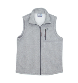 Properly Tied Delta Vest Heather Grey