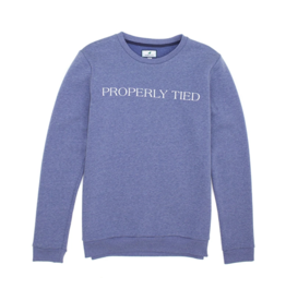 Properly Tied Deane Printed Crew