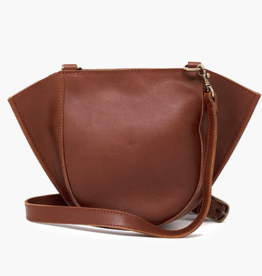 ABLE Cecilia Crossbody: Whiskey