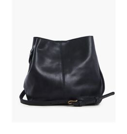 ABLE Mihiret BucketBag: BLACK