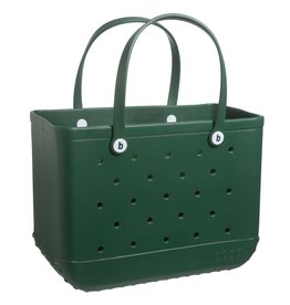 Bogg Bag Large Hunter Green Bogg Bag