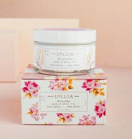 Lollia Breathe Body Butter
