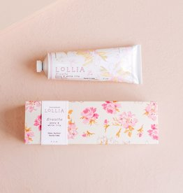 Lollia Breathe Shea Butter Hand Cream