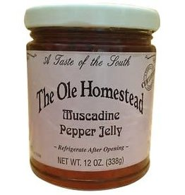 The Ole Homestead Muscadine Pepper Jelly