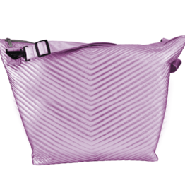 I Scream Pink Chevron Weekender Bag