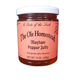 The Ole Homestead Mayhaw Pepper Jelly