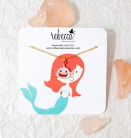 Rebecca Baby Shark Necklace