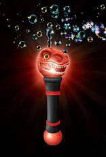 Toy Network Light up T-Rex Bubble Blower