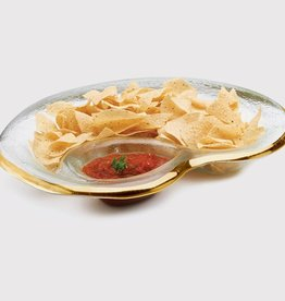 Annie Glass Annie Glass Roman Chip and Dip