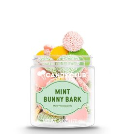 candy club Mint Bunny Bark