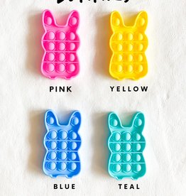 Bari Lynn Popper Toy Bunny