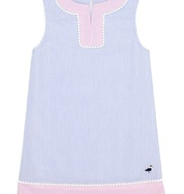 Properly Tied Youth PT Piper Dress Blue