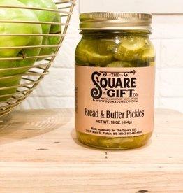 Gourmet Gardens Bread & Butter Pickles