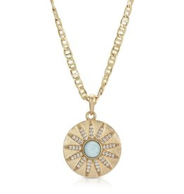 Joy Dravecky Stargazer Necklace
