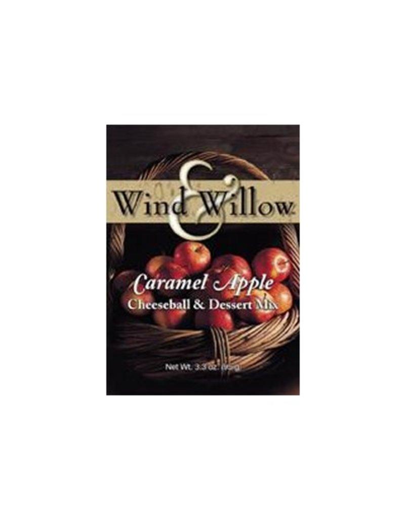 Wind & Willow Caramel Apple Cheeseball Mix