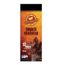 Smoked Habanero Bacon 12 Pack