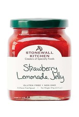 Strawberry Lemonade Jelly