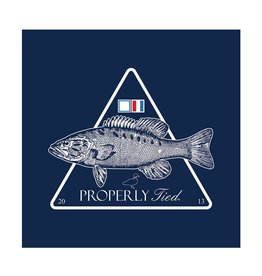 Properly Tied PT Fish Signal Short Sleeve