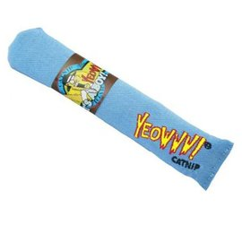 Yeowww! Blue It's A Boy Catnip Cigar Cat Toy