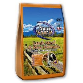 NutriSource Lamb Meal & Pea Grain-Free Dry Dog Food