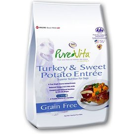 Nutrisource NutriSource Pure Vita Turkey & Sweet Potato Limited Ingredient Dry Dog Food