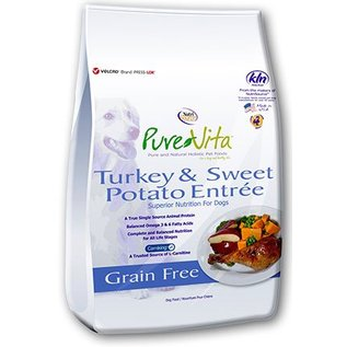 Nutrisource NutriSource Pure Vita Turkey & Sweet Potato Limited Ingredient Dry Dog Food