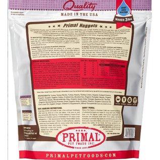Primal Pet Foods Primal Turkey Freeze Dried Cat Food 14-oz Bag