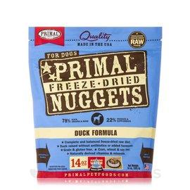 Primal Pet Foods Primal Duck Freeze Dried Dog Food 14-oz Bag