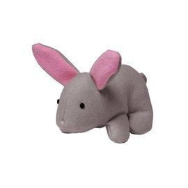 Jax & Bones Jax & Bones Woolie Bunny Dog Toy, Large