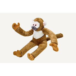 Fluff & Tuff Inc. Fluff & Tuff Albert Monkey Dog Toy