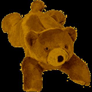 Fluff & Tuff Inc. Fluff & Tuff Sadie Bear Dog Toy