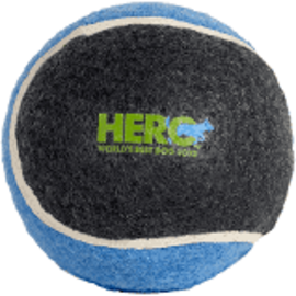 """Hero Solid Tennis Ball Dog Toy 3.5"""""""