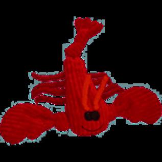 Huggle Hounds HuggleHounds Lobster Knottie Dog Toy