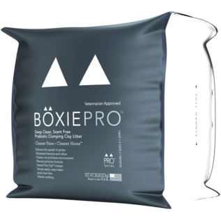 Boxiecat BoxiePro Deep Clean Probiotic Clumping Clay Cat Litter