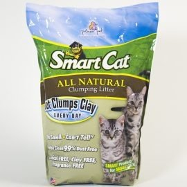 Pioneer Pet SmartCat Natural Grass Litter, 20-lb Bag