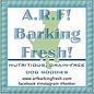 Arf! Barking Fresh PURPLE Peanut Butter Cupcake