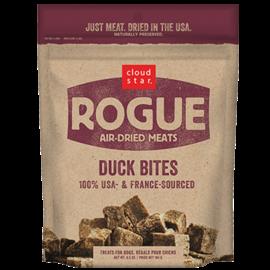 Cloud Star Rogue Air Dried Duck Bites, 2.5-oz Bag