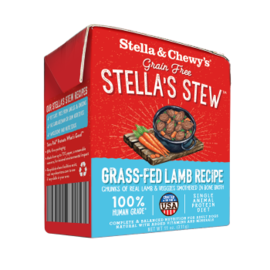 Stella & Chewy's Lamb Stew Wet Dog Food, 11-oz Box
