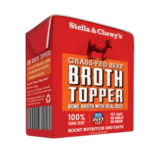 Stella & Chewy's Stella & Chewy's Beef Broth Topper, 3-oz Box