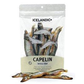 Icelandic Icelandic+ Dog Capelin Whole Fish Dog Treats, 2.5-oz Bag