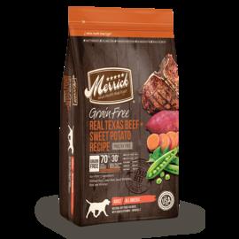 Merrick Real Texas Beef & Sweet Potato Grain-Free Dry Dog Food